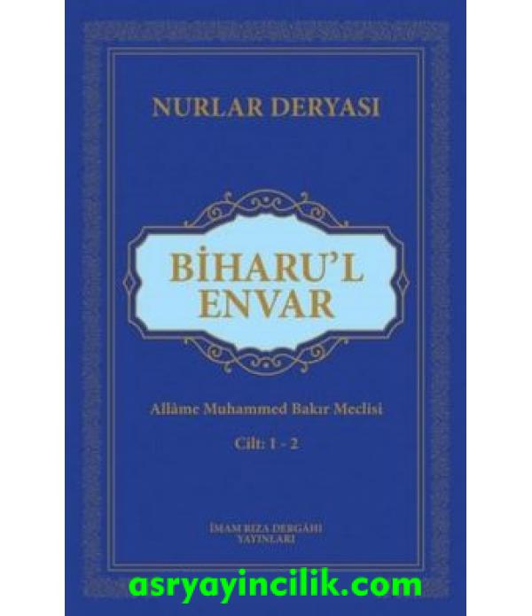 BİHARU'L-ENVAR (C.1-2 TEK KİTAP)   All...