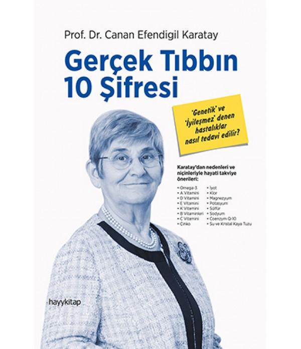 GERÇEK TIBBIN ŞİFRESİ