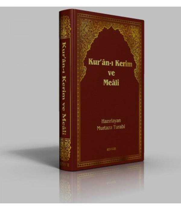 Kuran-ı Kerim ve Meali (Büyük Boy)